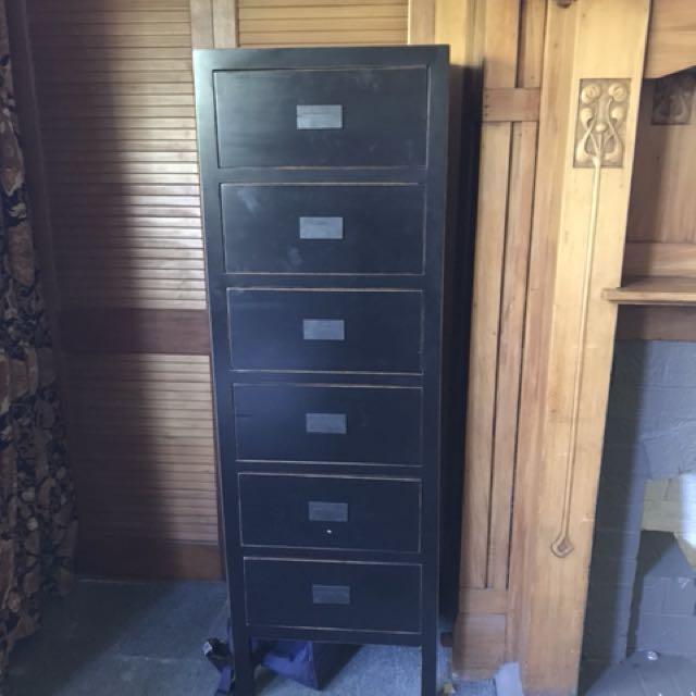 6 set of drawers