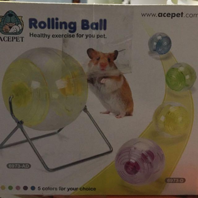 倉鼠🐹滾輪