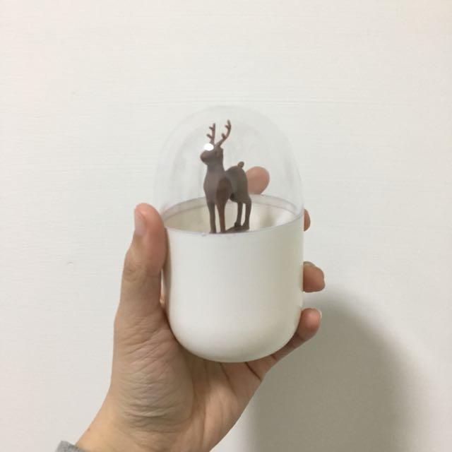 麋鹿收納罐