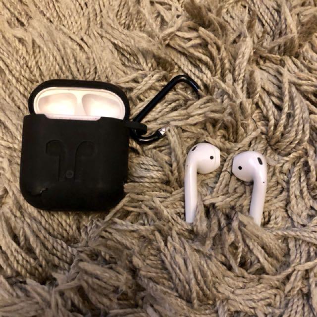 AirPod Apple Baru Pakai 1 Bulanan