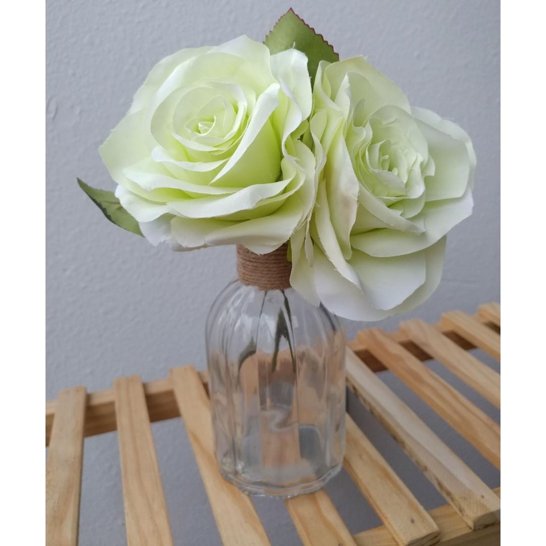 Artificial flowers fake flowers weeding decor rent design photo photo mightylinksfo