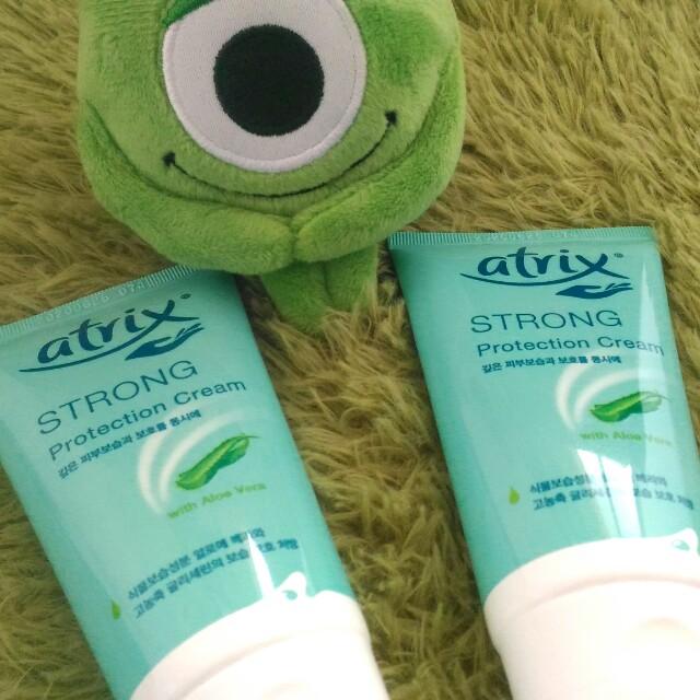 正品韓國進口Atrix強效滋潤防裂 蘆薈保濕滋養護手霜