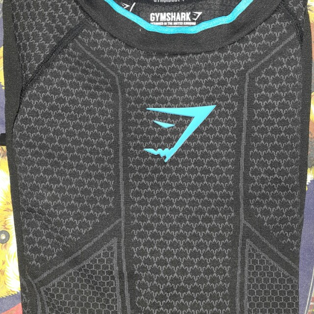 Authentic Gymshark Onyx Compression