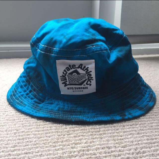 Authentic Milk crate Athletics Bucket Hat