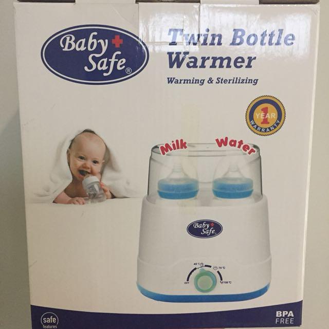 Baby Safe Bottle Warmer