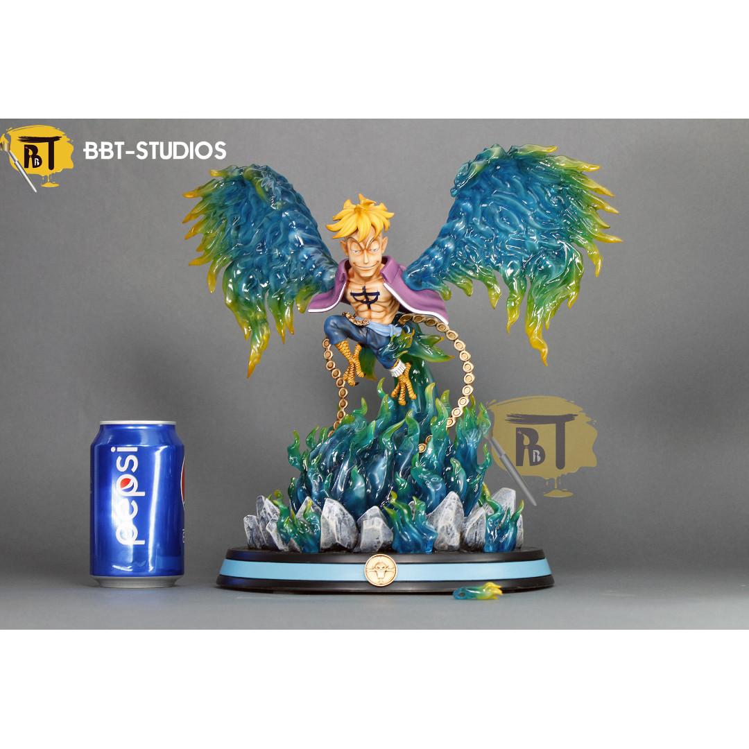 BBT Studio SD Marco Resin Statue Collectible, Toys & Games, Bricks ...