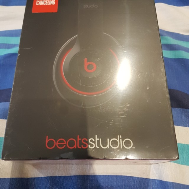 Beats Studio brand new