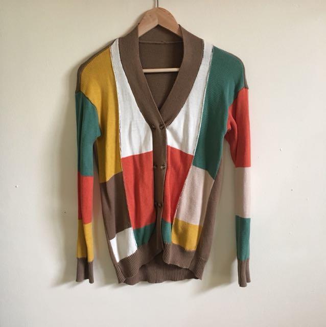 Block Knitwear