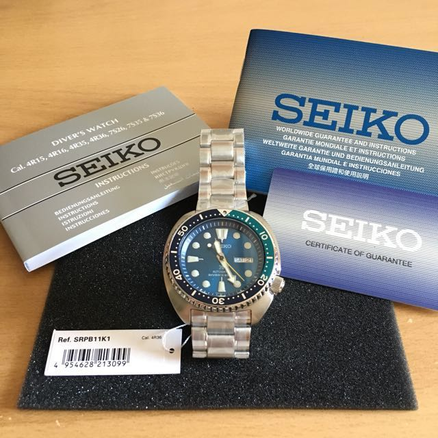 p prospex carousell seiko watches bnib on weite luxury
