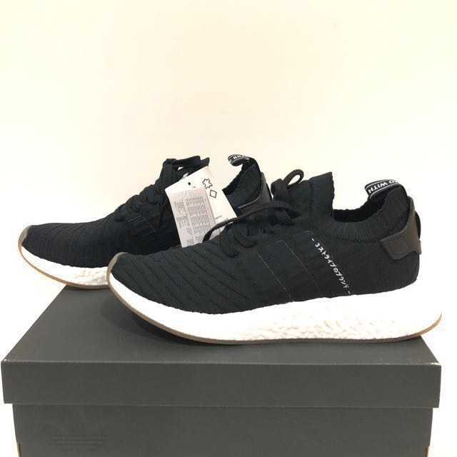 42584355c19 BNWT‼️ Adidas NMD R2 Japan Pack Black Gum