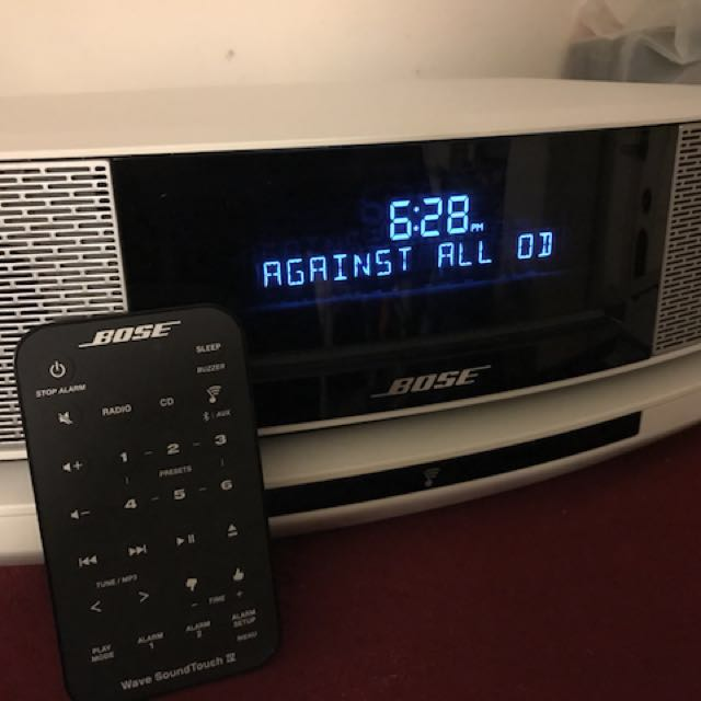 Bose Wave Soundtouch System IV on Carousell