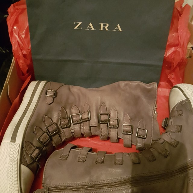 Brand New boots from ZARA