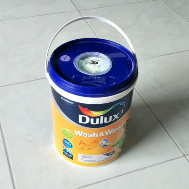 Brand New Unopened Dulux Wash & Wear
