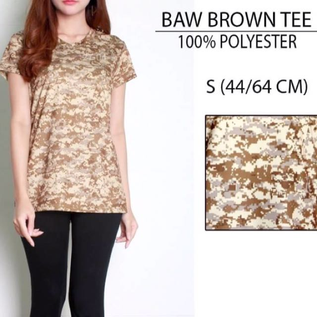 Branded Baw Brown Tee