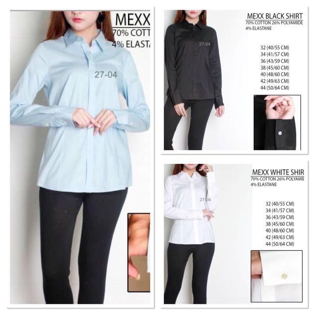 Branded MEXX WOMEN SHIRT
