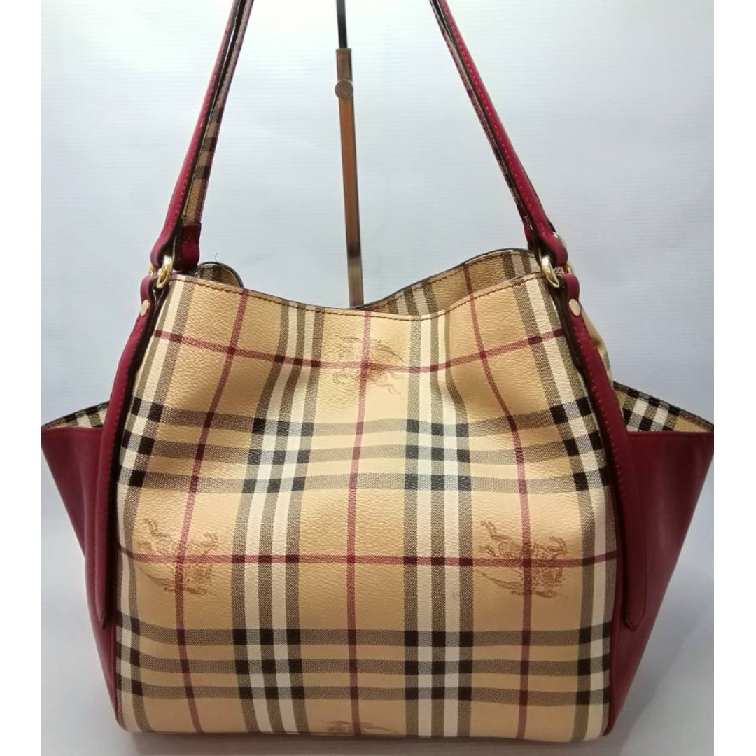 Burberry Canterbury Shoulder Bag Women S Fashion Bags Wallets On Carou