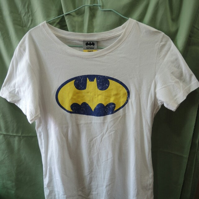 CACO蝙蝠俠短袖T恤