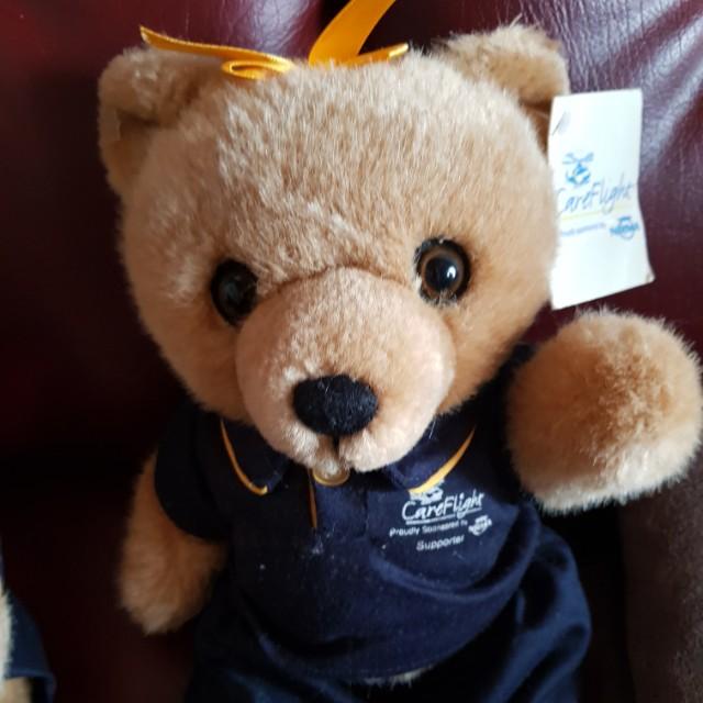 Care Flight Bears