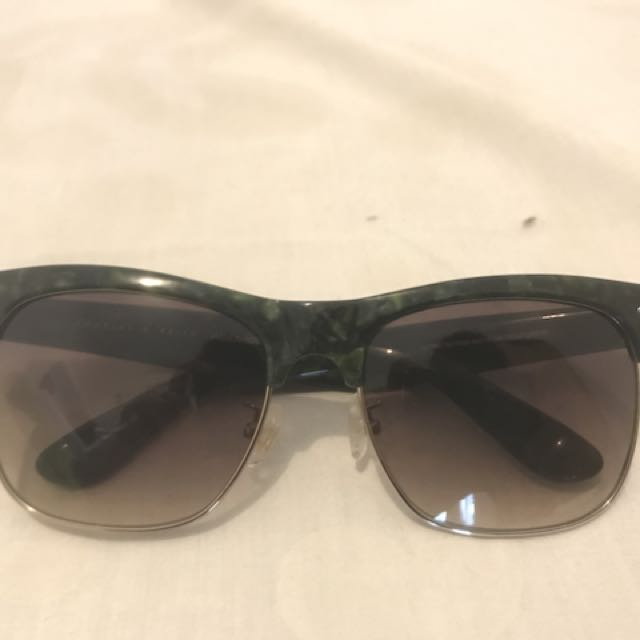 charles and keith sunglasses green ruby