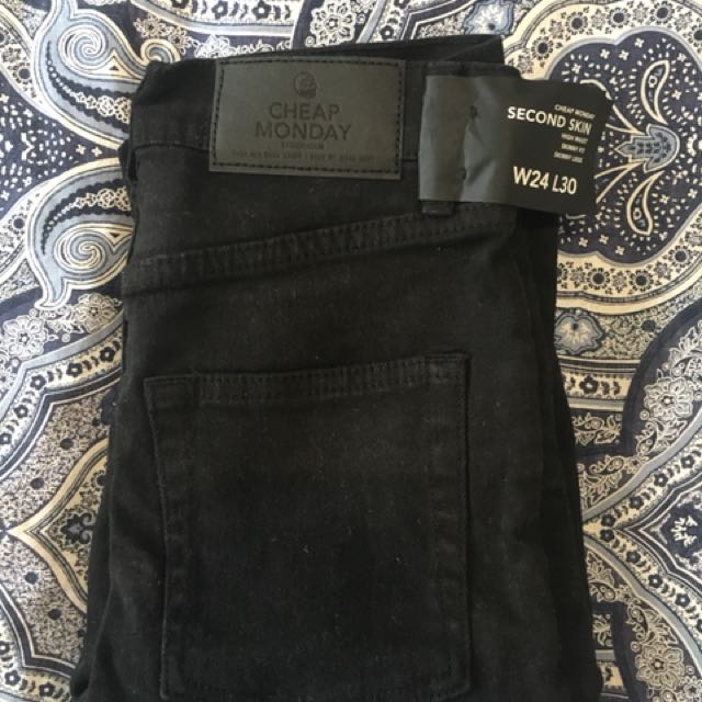Cheap Monday second skin s24