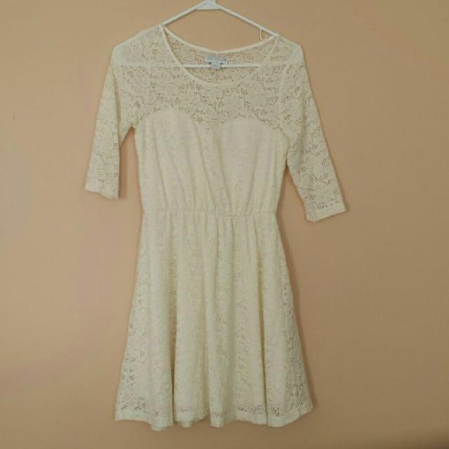 Cotton On Lace Dress