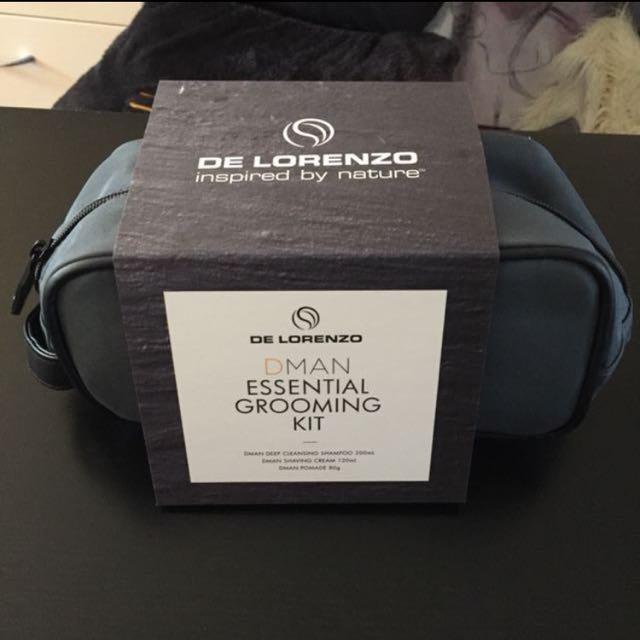 De Lorenzo DMAN Essential Grooming Kit