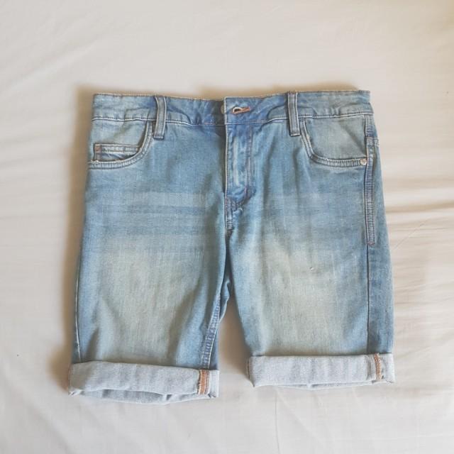 Denim Shorts - Factorie