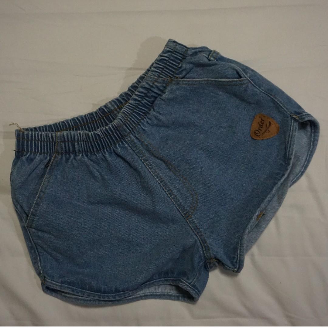 Denim shorts - ITEM #47
