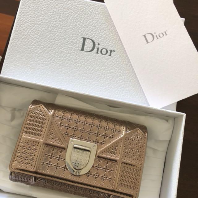 Dior Diorama Wallet