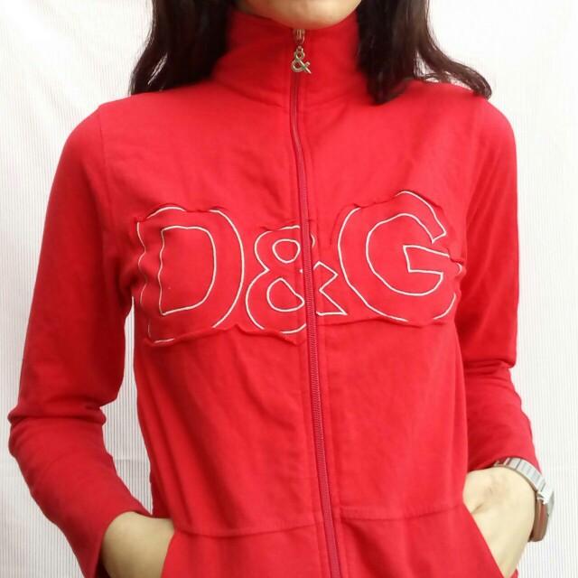 Dolce & Gabbana Zip Up