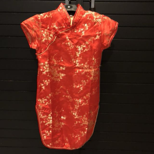 Dress Chinese for girls