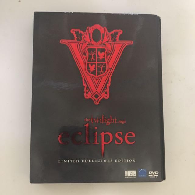 Eclipse Limited Collectors Edition 3-Disc Set