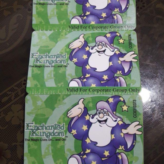EK Ticket with free Wizard money
