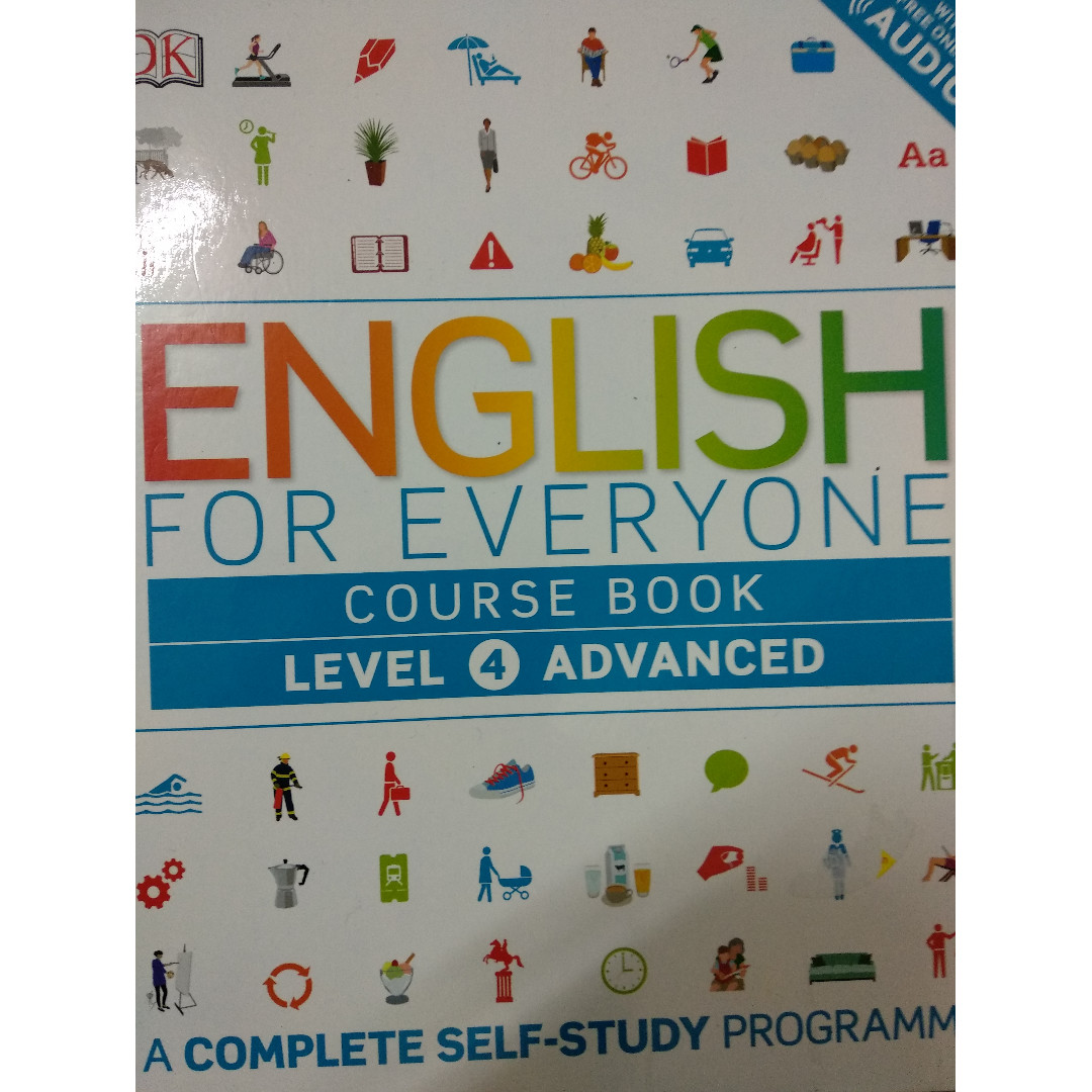 English for Everyone Course Book Level 4 Advanced