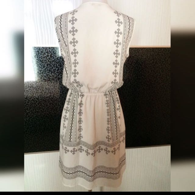 Et Cetera White Dress