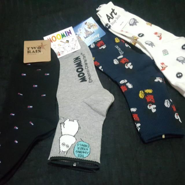 Fancy socks from Korea