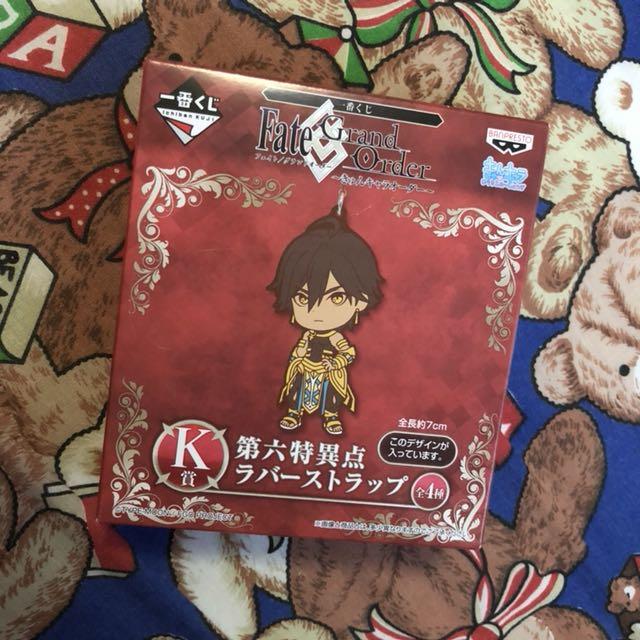 Fate/Grand Order Kuji Prize K: Ozymandias, Entertainment, J
