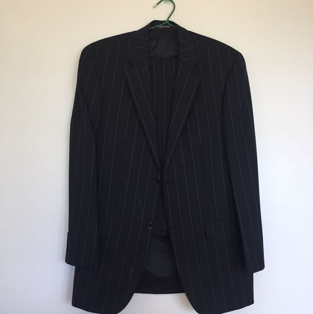 Full suit - jacket and pants