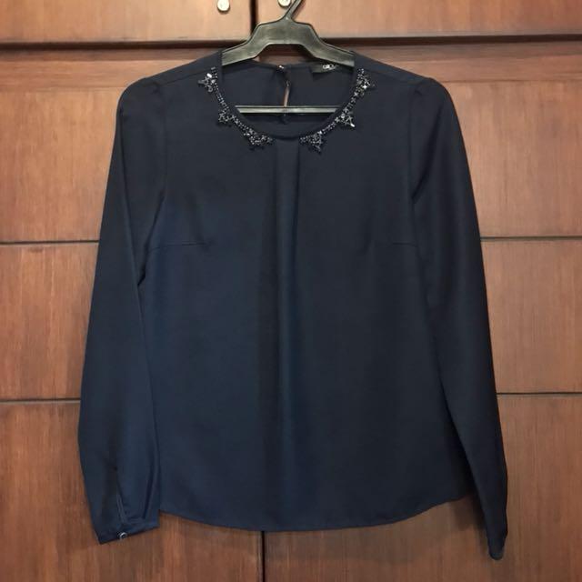 G200 jewelled blouse
