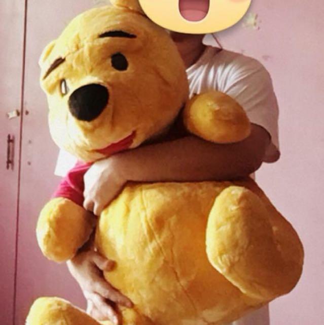Giant pooh