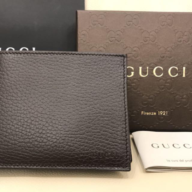 全新Gucci短夾