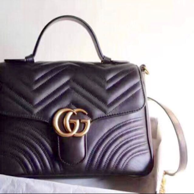 64a75cbca Gucci Marmont Medium 30cm on Carousell