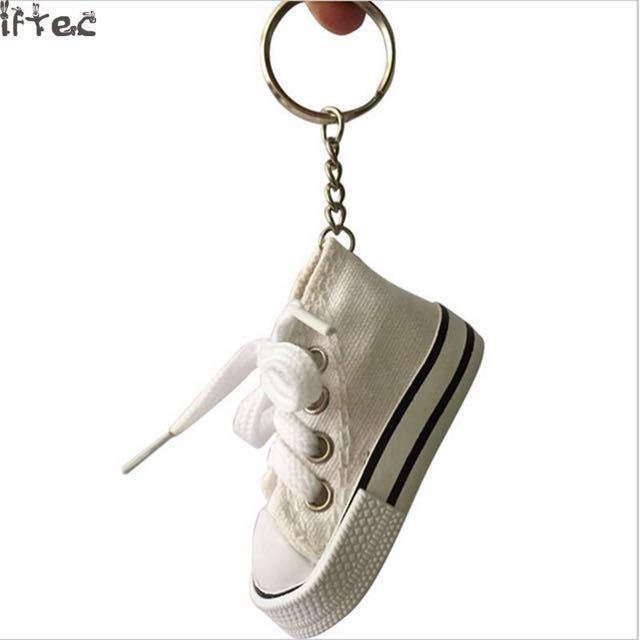 473402f8a3b50d High Cut Mini Shoe Converse Keychain