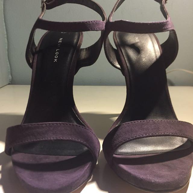 high heels by newlook