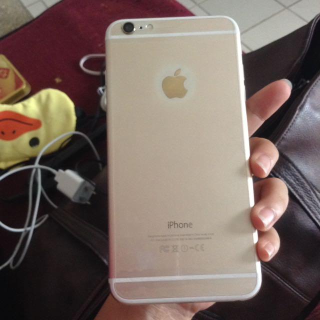iPhone 6 Plus FU