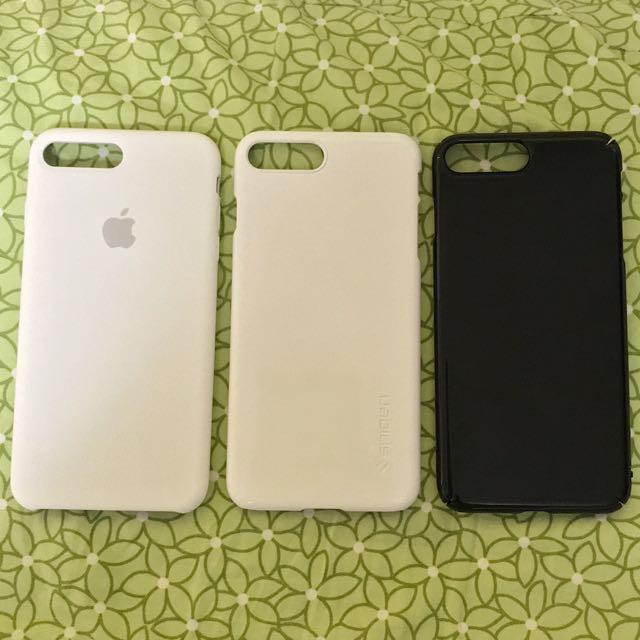 iPhone 7/8 plus cases (BUNDLE)