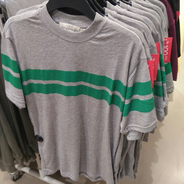 [Jastip] H&M Logg Shirt Long Fit