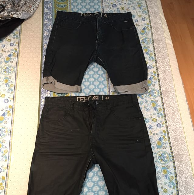 Jean shorts great condition