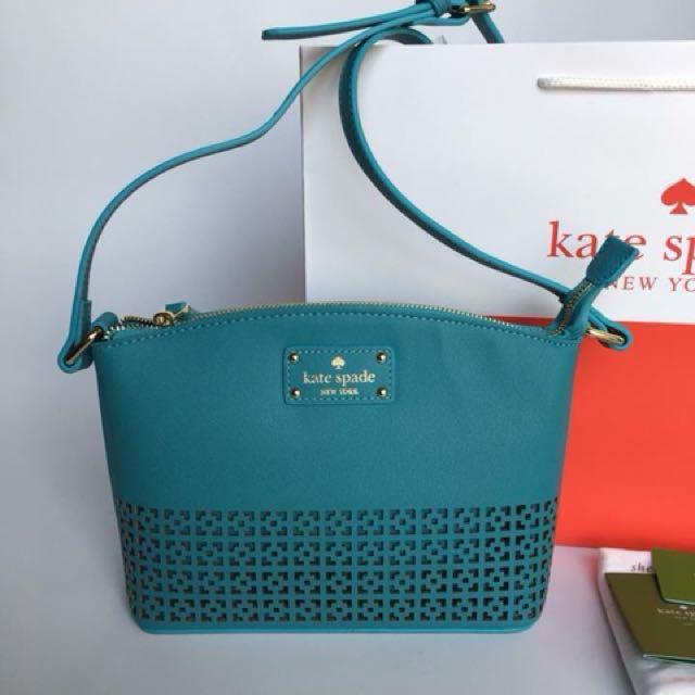 Kate Spade Perforated Bag