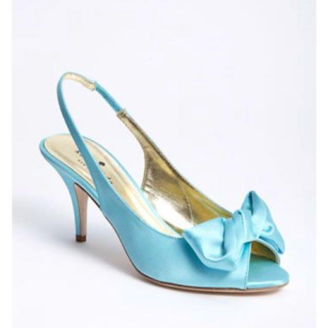 afa6eb1be7b5 Kate Spade Tiffany Blue Shoes